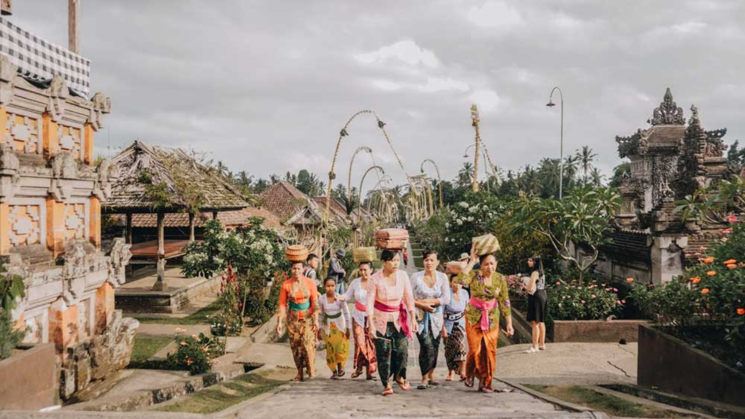 Things You Need to Know About Penjor Bali Meaning