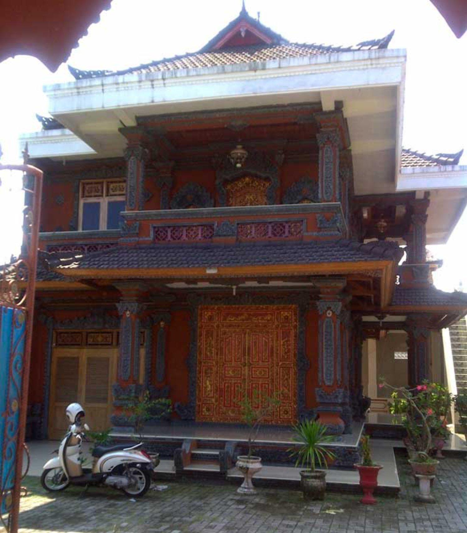 7 Ide Rumah Minimalis Bali 2 Lantai Dari Bahan Batu Alam