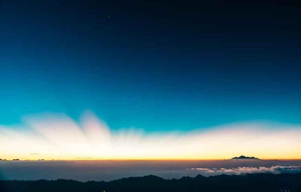 Starting Point for Climbing Mount Batur