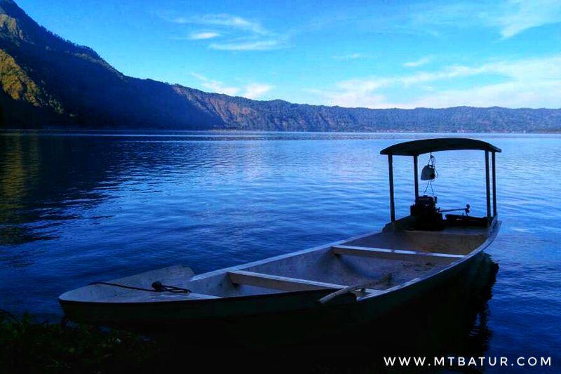 Exploring the Slopes of Batur Mount