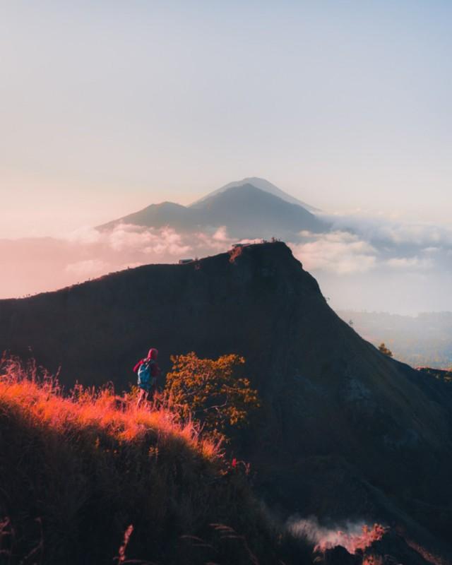 Info Pendakian Gunung Batur