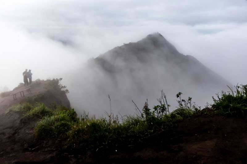 Mendaki Gunung Batur Tanpa Guide