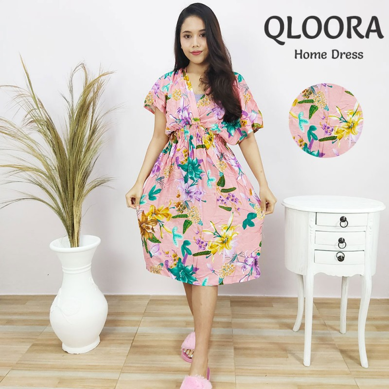 Daster Remaja Kekinian Model Qloora