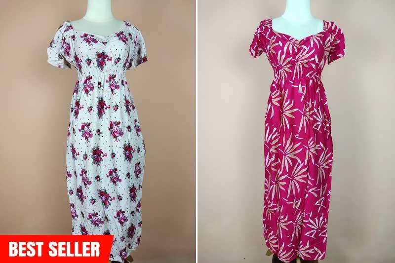 Pilihan Baju Daster Bali Cantik Untuk Busui