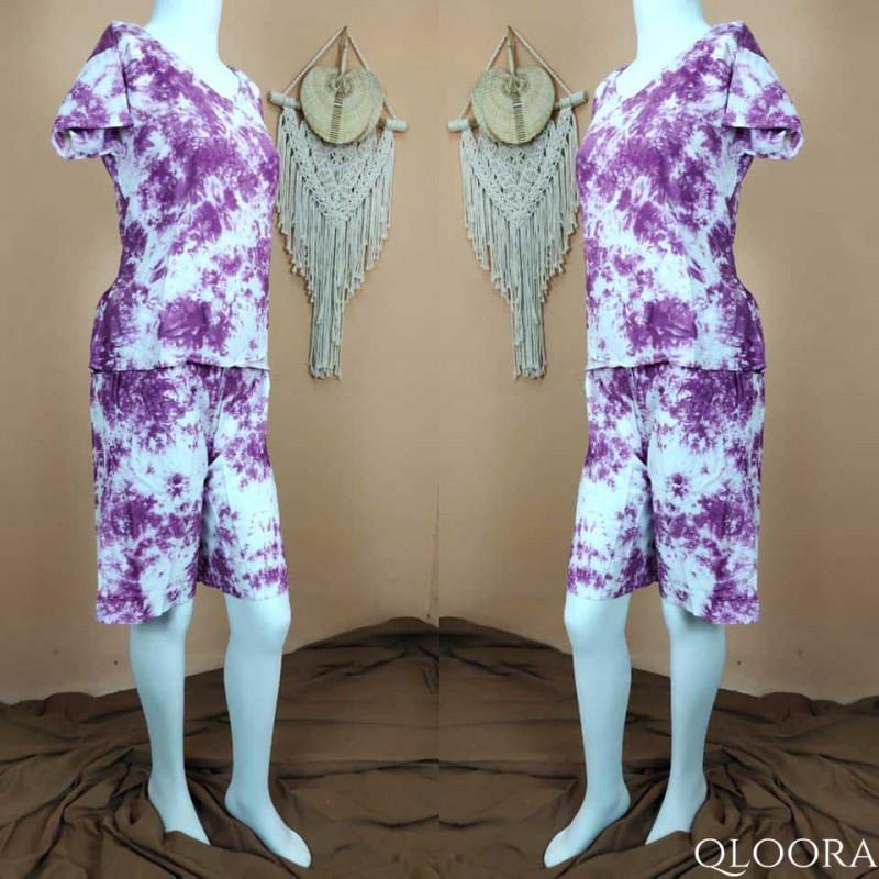 Baju Tidur Piyama Celana Pendek