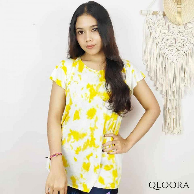 Baju Wanita Motif Tie Dye
