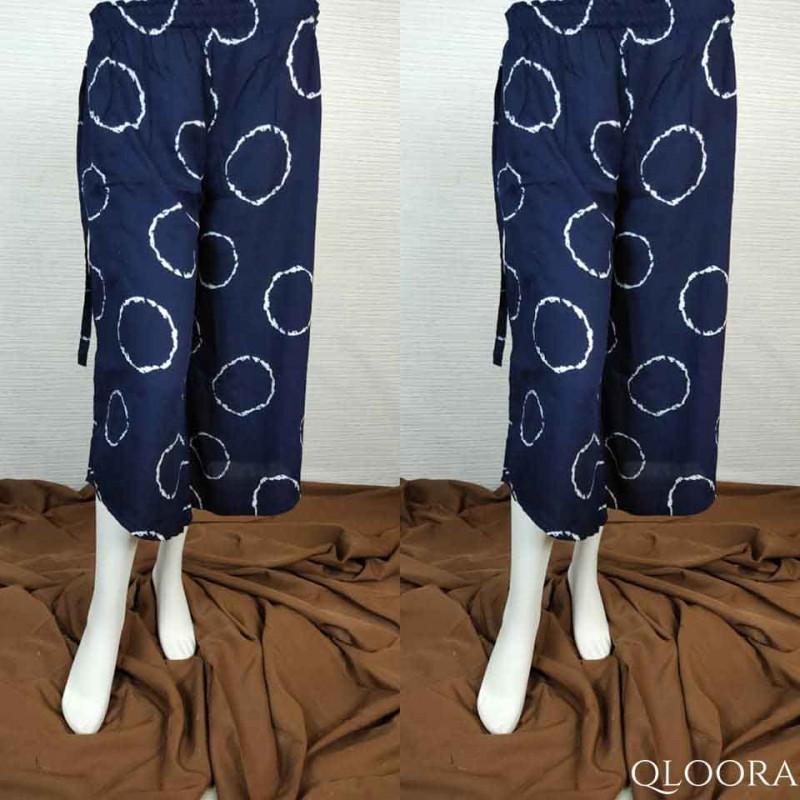 Celana Panjang Bahan Rayon Model Desain Lancip