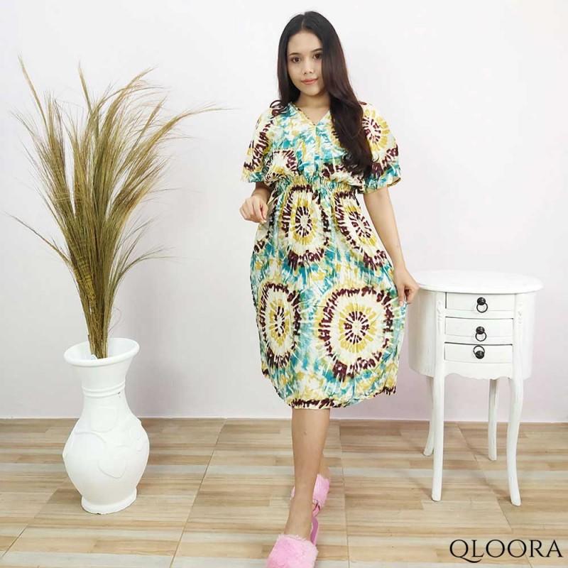 Daster Adem Murah Model Qloora