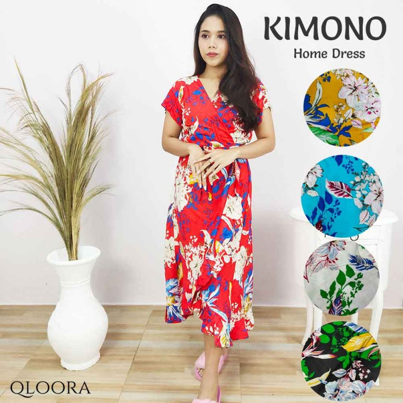 Daster Model Kimono