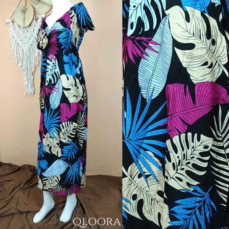 Daster Murah Grosir Model Zara Motif Tropical