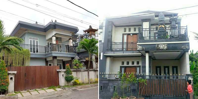 6 Rekomendasi Rumah Minimalis Bali 2 Lantai Terbaik + Gambar