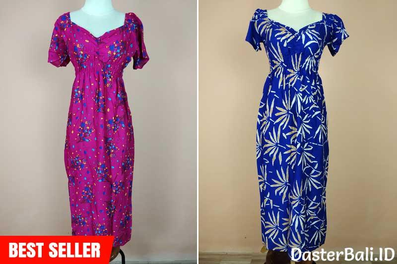 Produk Baju Daster Model Kancing Depan (Terlengkap)
