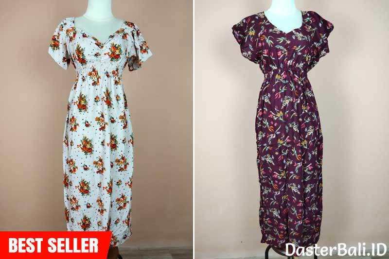 8+ Baju Daster Wanita Dengan Motif Batik Yang Menarik