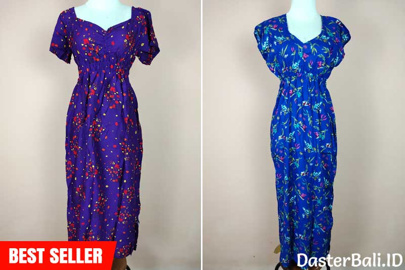 Berbagai Model Baju Daster Wanita Dengan Ukuran Jumbo