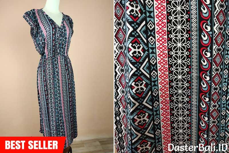 Daster Bali Santai Model Payung Bahan Rayon Berkualitas