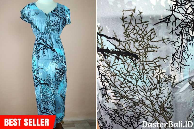 Daster Bali Panjang/Long Dress Santai dan Kekinian