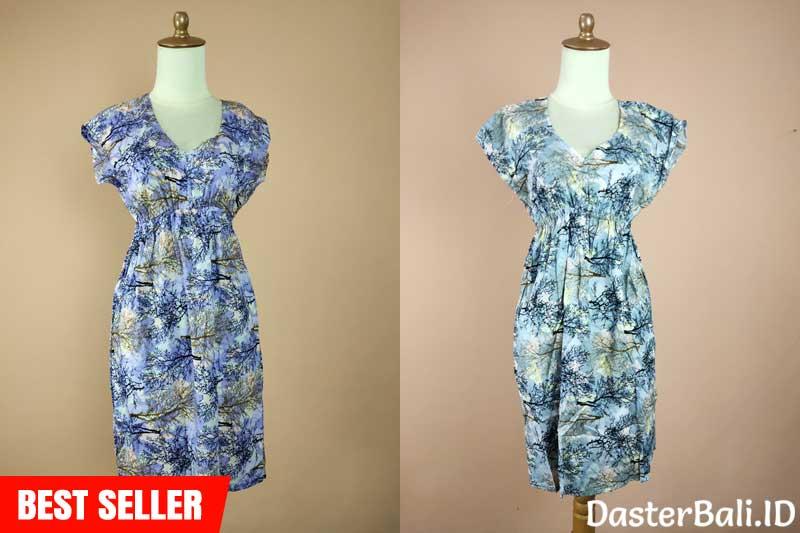 Pilihan Model Daster Batik Lengan Panjang Paling Terbaru