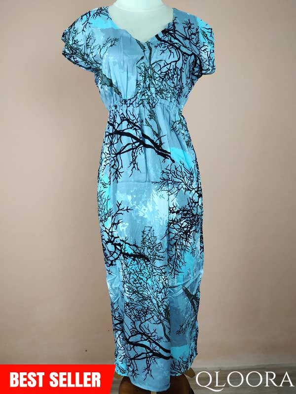 Produk Daster Panjang (Long Dress) Terlaris untuk Busui