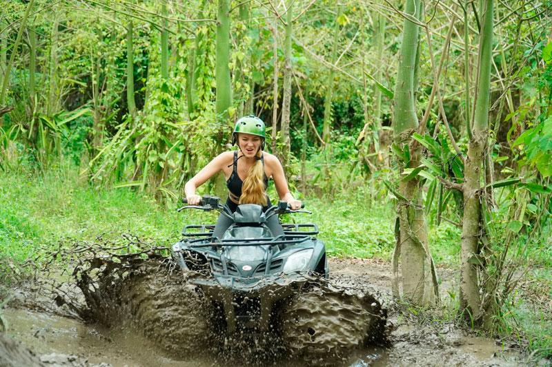 ATV Adventure di Bali
