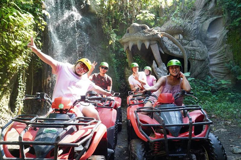 ATV di Ubud