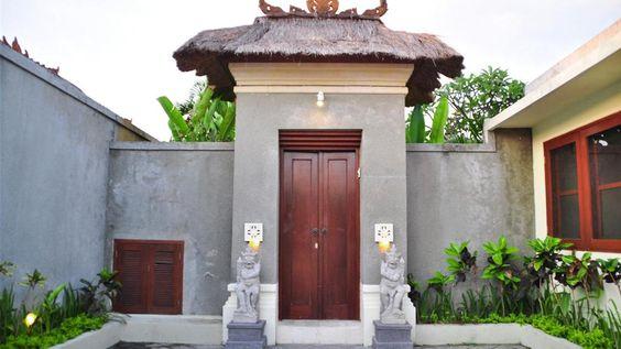Angkul Angkul Bali Minimalis