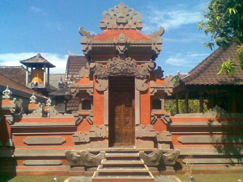 Harga Angkul Angkul Style Bali