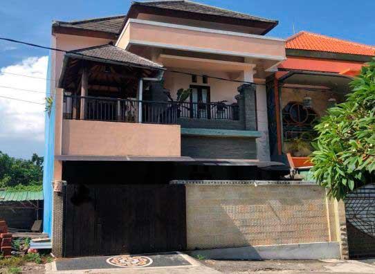 Rumah Bali Modern Minimalis