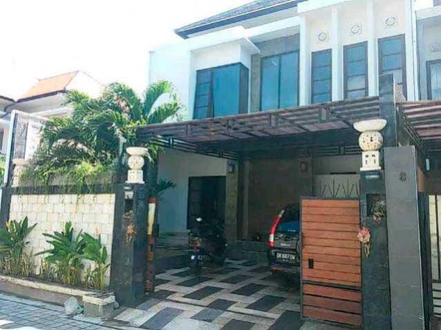 Rumah Konsep Bali Modern