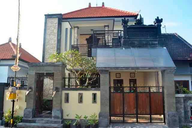 Rumah Minimalis Bali Batu Alam