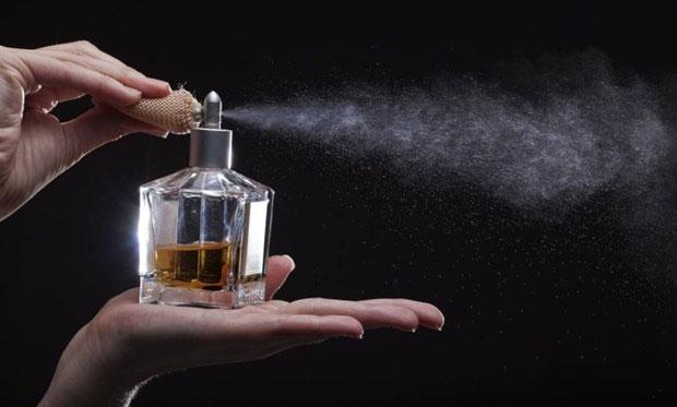 Semprotan Parfum