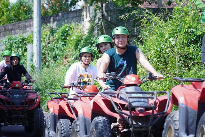 Tempat ATV di Ubud
