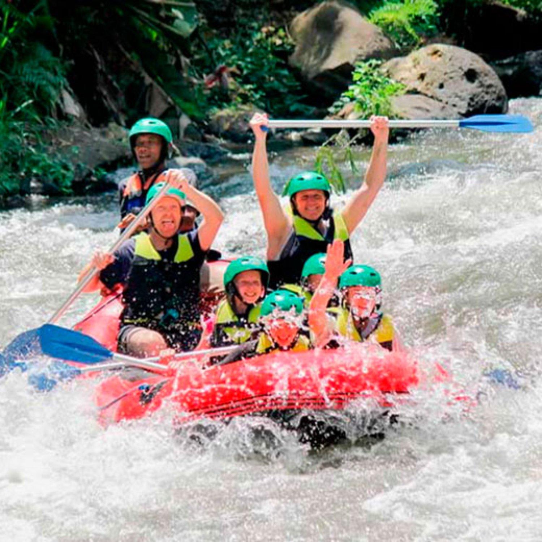Rafting Bali – Paket Arung Jeram Bali Mulai Rp 150K