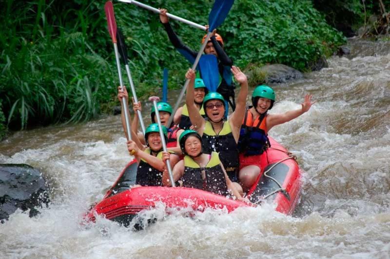 Sungai Ayung Bali