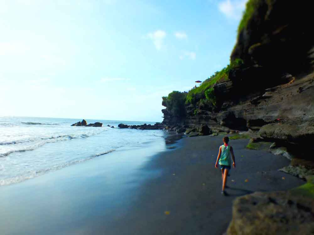 Can You Go Inside Tanah Lot Temple? Find out It Here