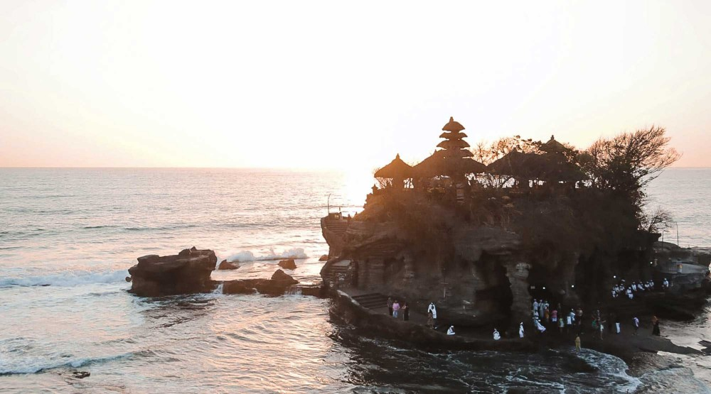 Tanah Lot - The Most Iconic Hindu Temple in Bali
