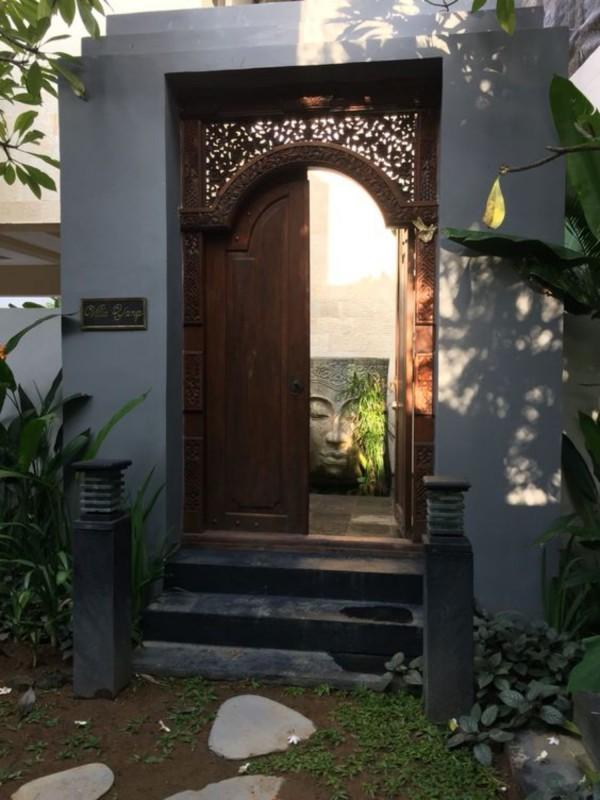 Angkul Angkul Minimalis Modern