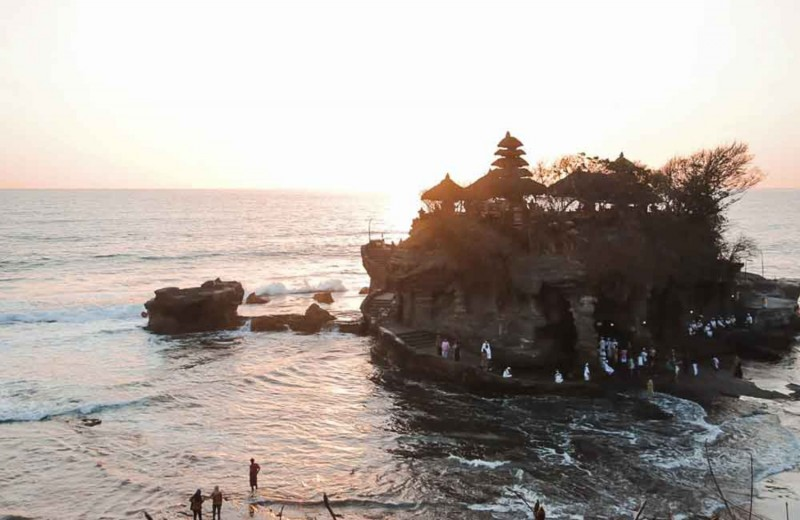 Bali Tanah Lot Sea Temple