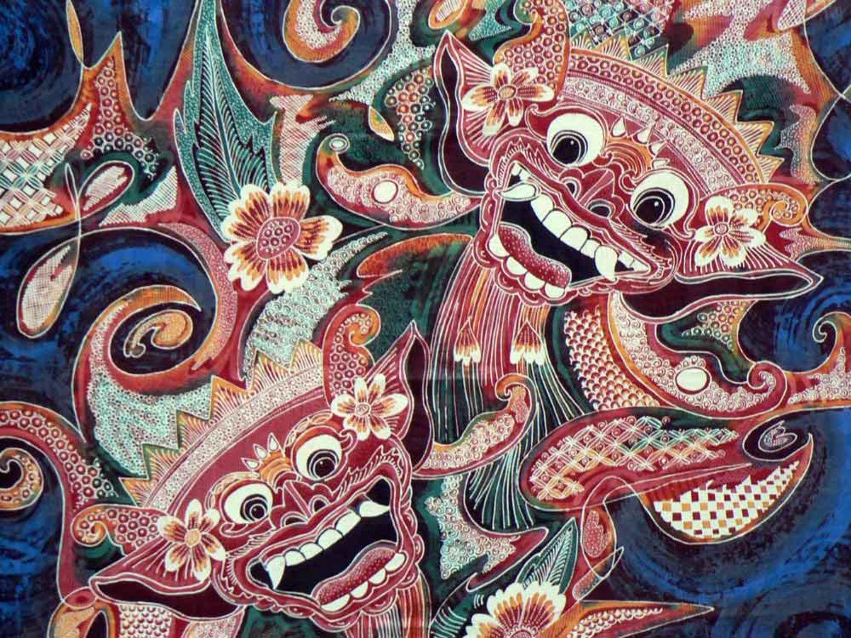 Balinese Mythological Creatures