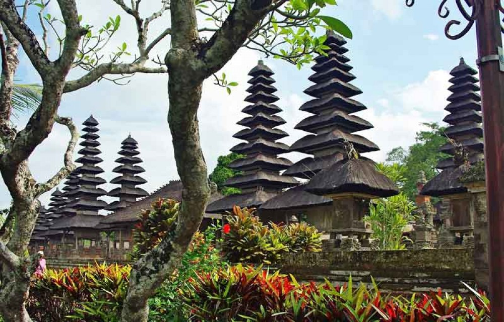 Mengwi Royal Family Temple