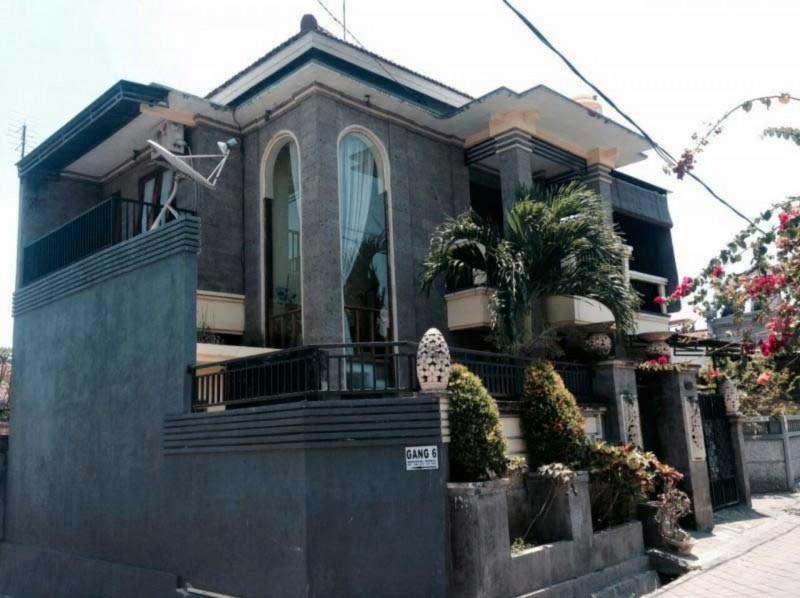 Rumah Bali Minimalis Batu Alam