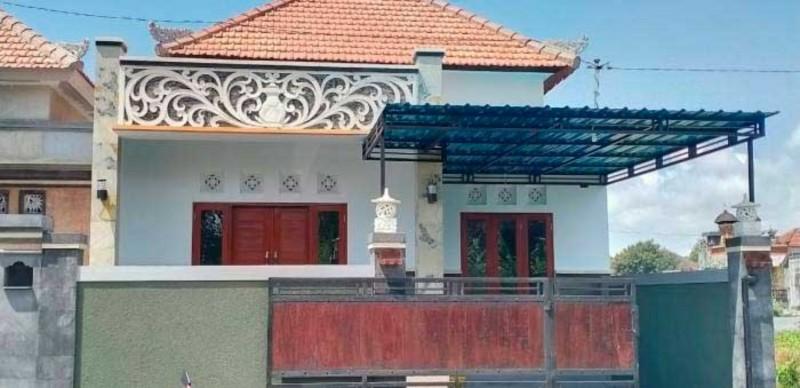 Rumah Bali Minimalis