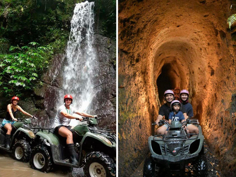 ATV Bali Dengan Waterfall Dan Terowongan – Mulai Rp 450.000