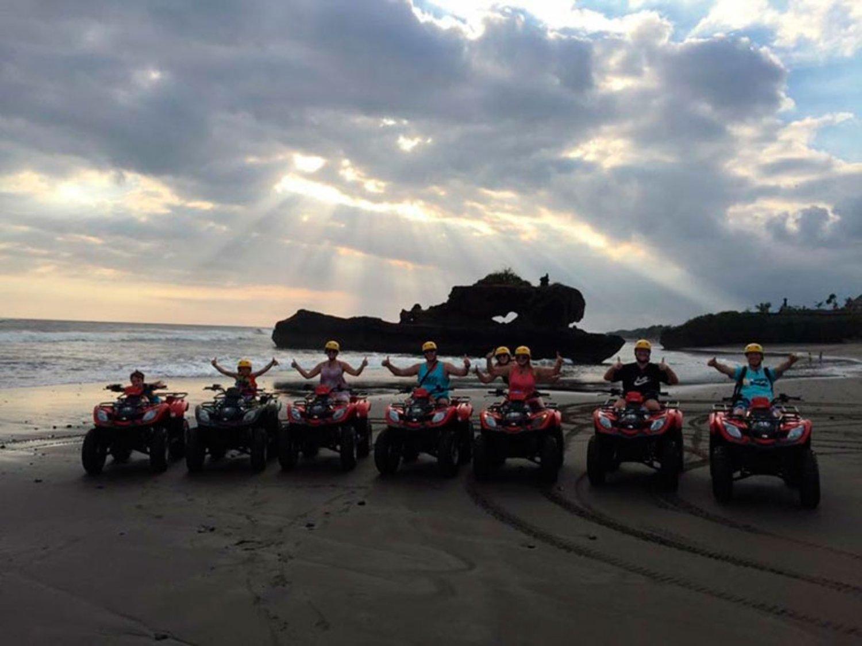 ATV di Pantai Bali – Petualangan ATV Dengan Suasana Berbeda