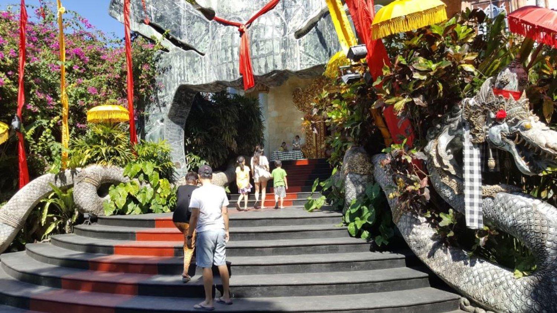 Blanco Renaissance, Museum Bergaya Bali dan Eropa di Ubud