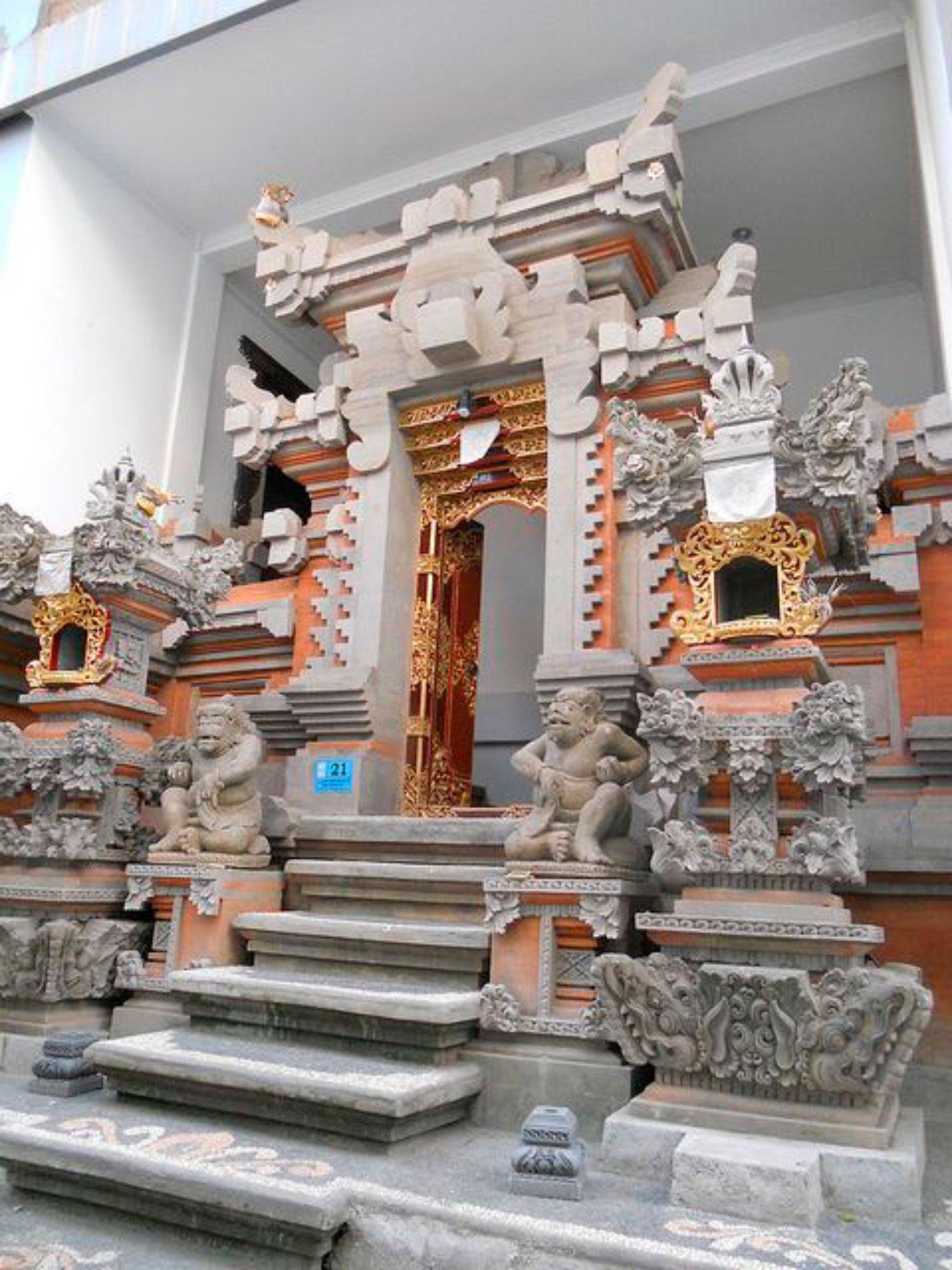 Jual Angkul Angkul Style Bali Bahan Batu Bata & Batu Alam