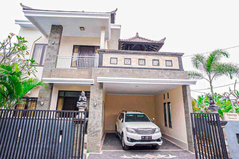 Rumah Minimalis Bali 2 Lantai Untuk Lahan Yang Sempit