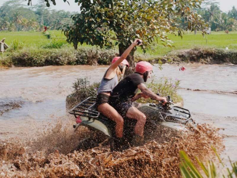ATV Bali Tour Kuber
