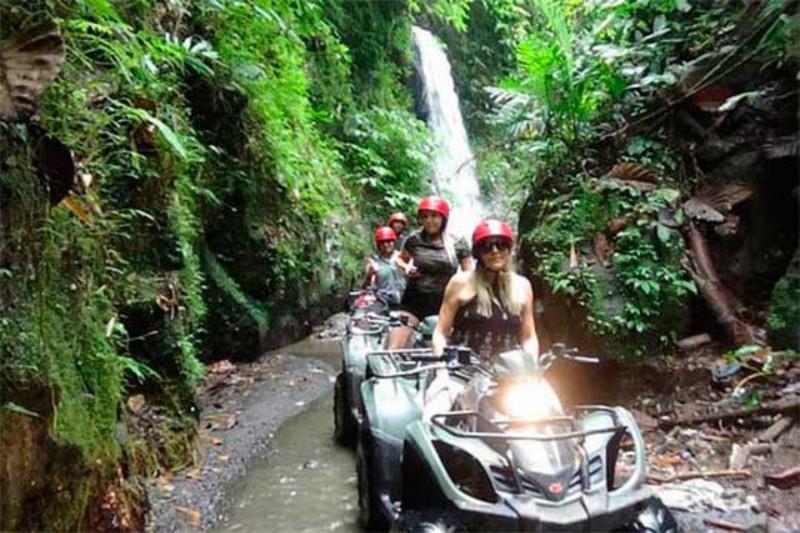 ATV Di Kuber Bali