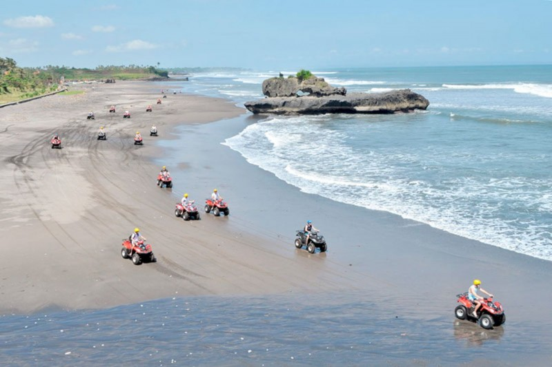 ATV Pantai Bali