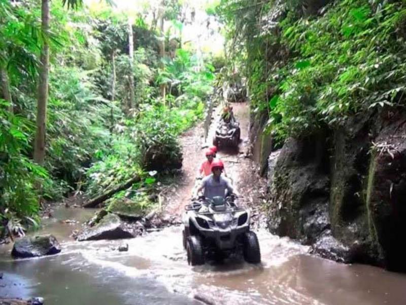 ATV Terbaik Di Ubud